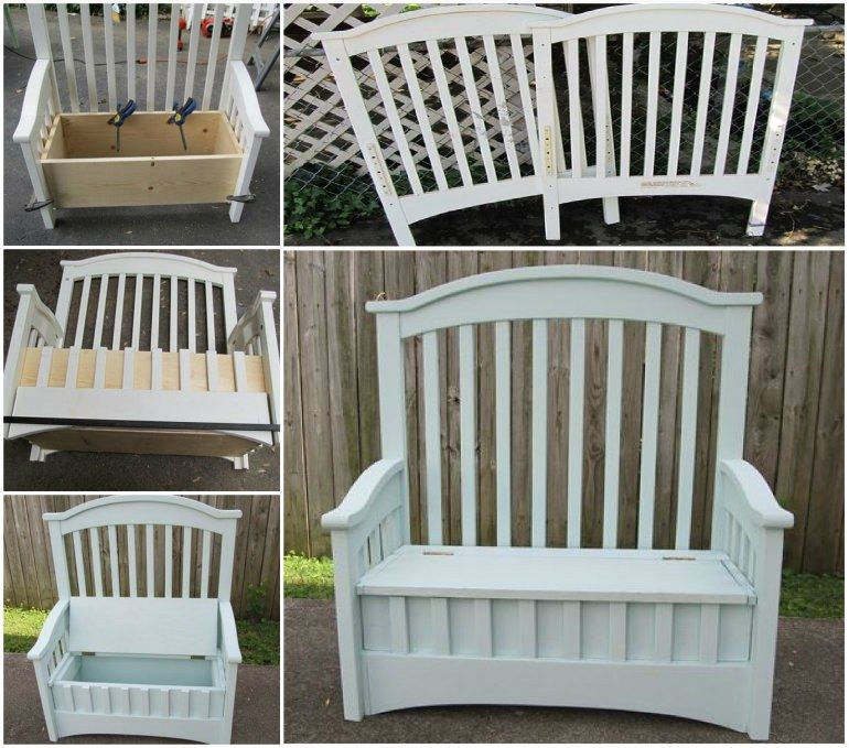 Crib Bench Tutorial