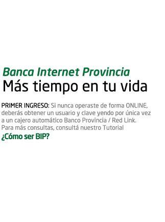 Banco De La Provincia De Buenos Aires Bip Banca Personal