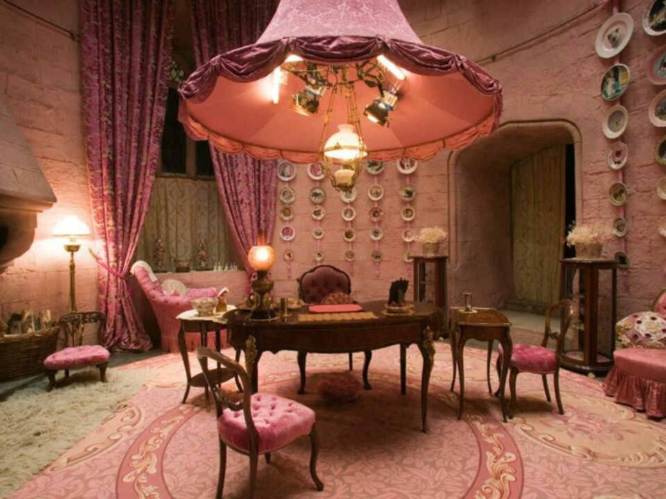 Awesome Umbridge Office. Harry Potter ...