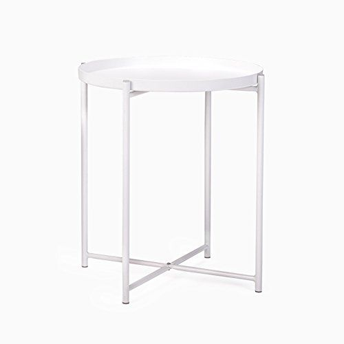 Yd Tables Tray Coffee Table Iron Art Metal Side Table Modern