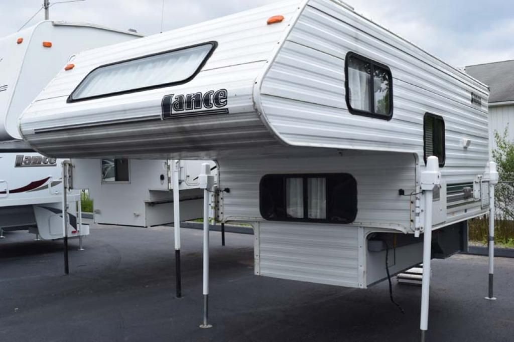 Check out this 2003 Lance Lite Truck Camper 815 listing in