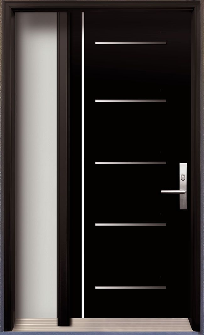 modern exterior metal doors simple modern exterior doors affordable front your home a with - Modern Exterior Metal Doors