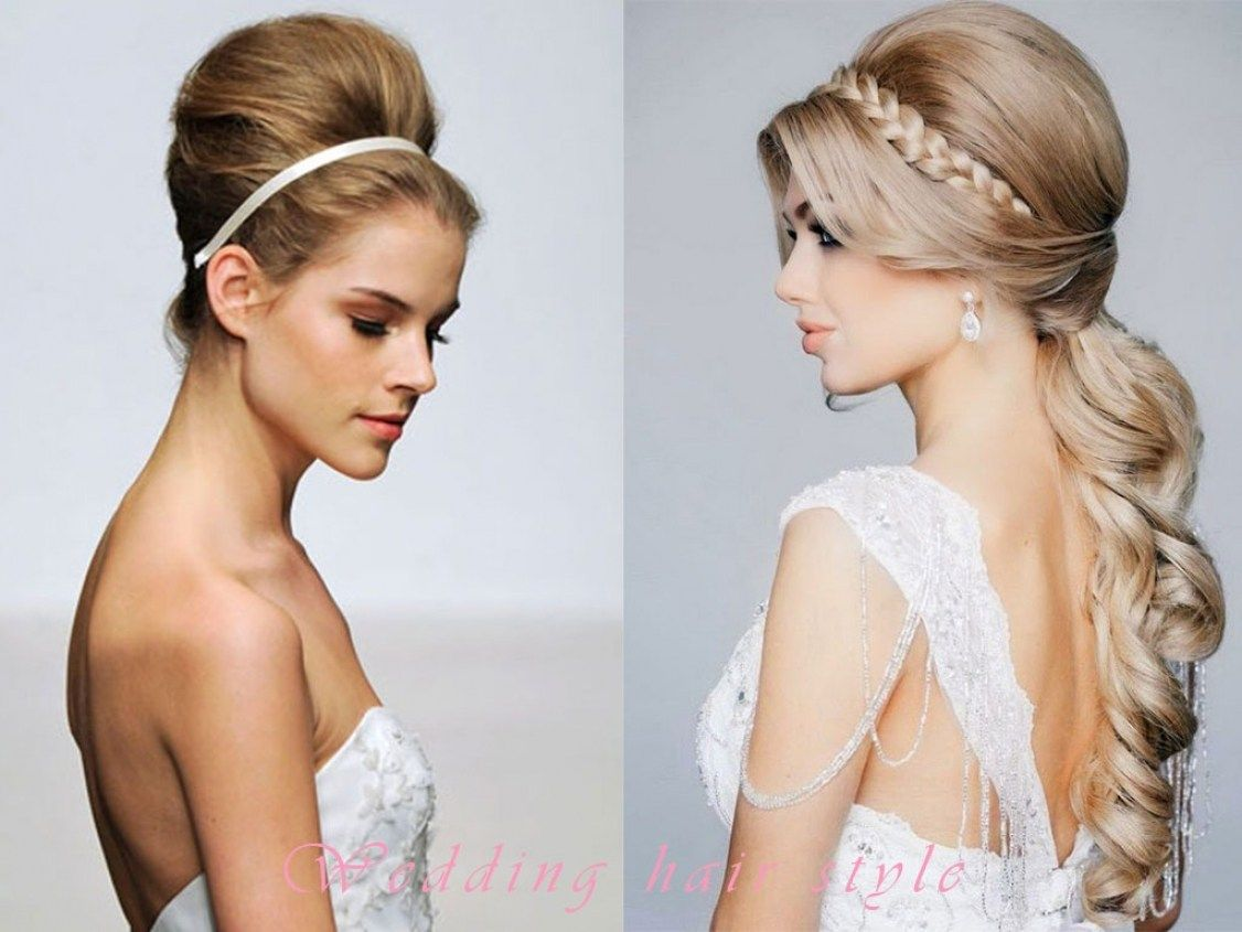 30 Beautiful Simple Hairstyles For Long Hair Wedding | Long hair ...