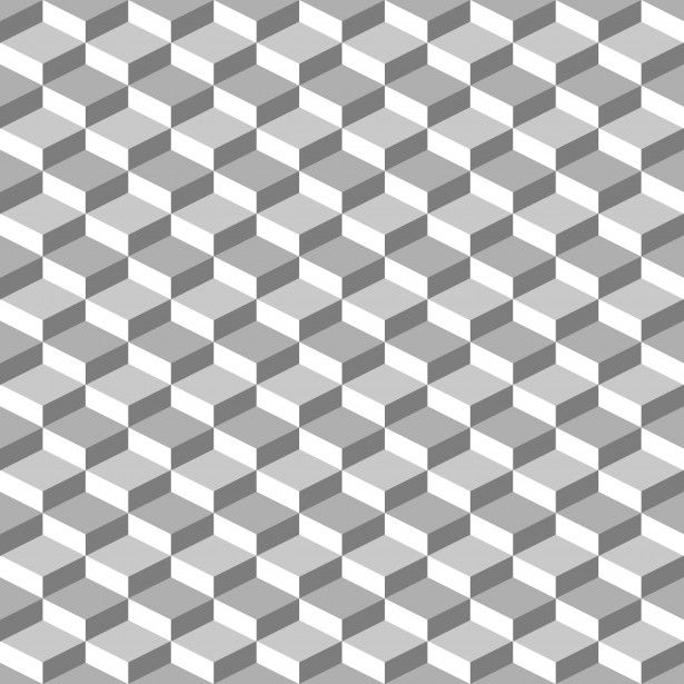 free 3d blocks repeating geometric pattern for designers