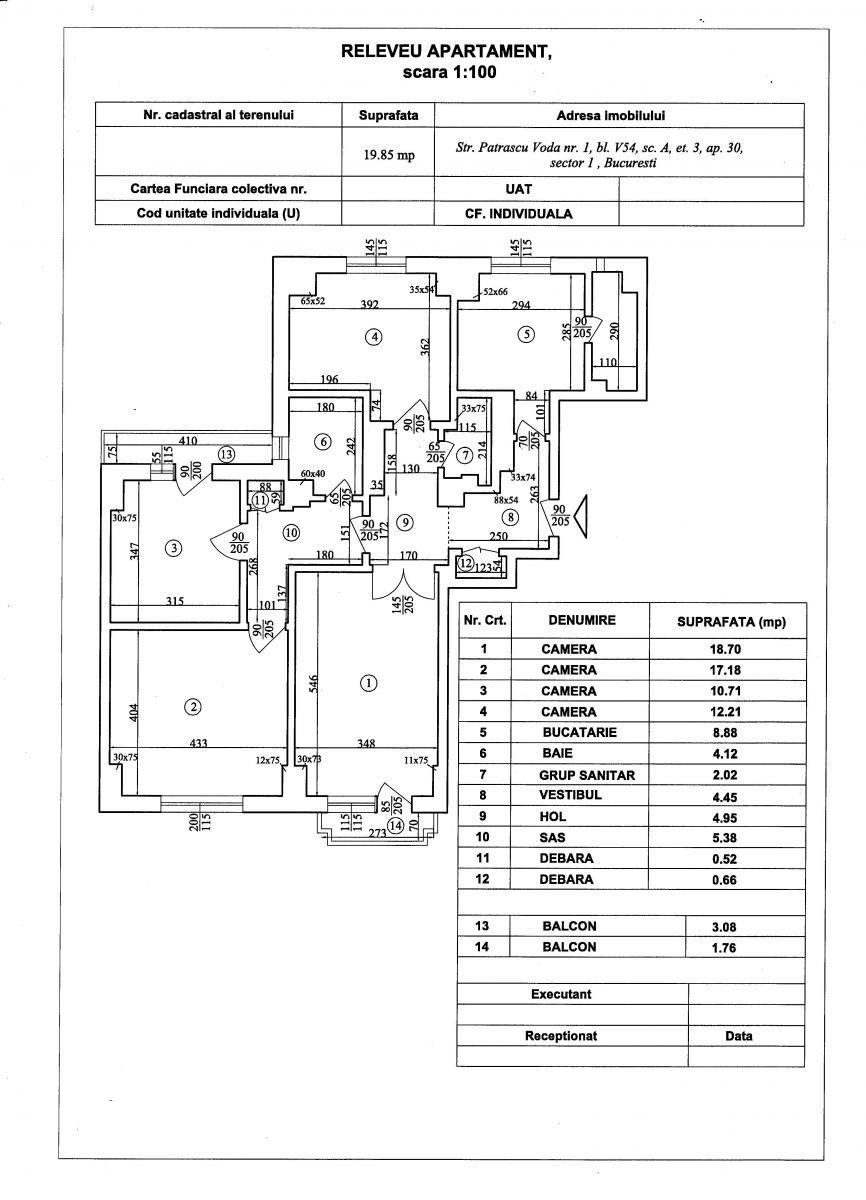 Cadastru Apartament Locuinte Pinterest July 2012 Circuitsprojects