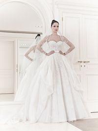 Pictures : Alberta Ferretti 2014 Bridal Collection - Alberta Ferretti 2014 Bridal Collection 2