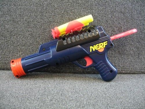 Get Quotations · Nerf N-Strike Elite Compatible Darts / Bullets - GLOW IN  THE DARK - Set