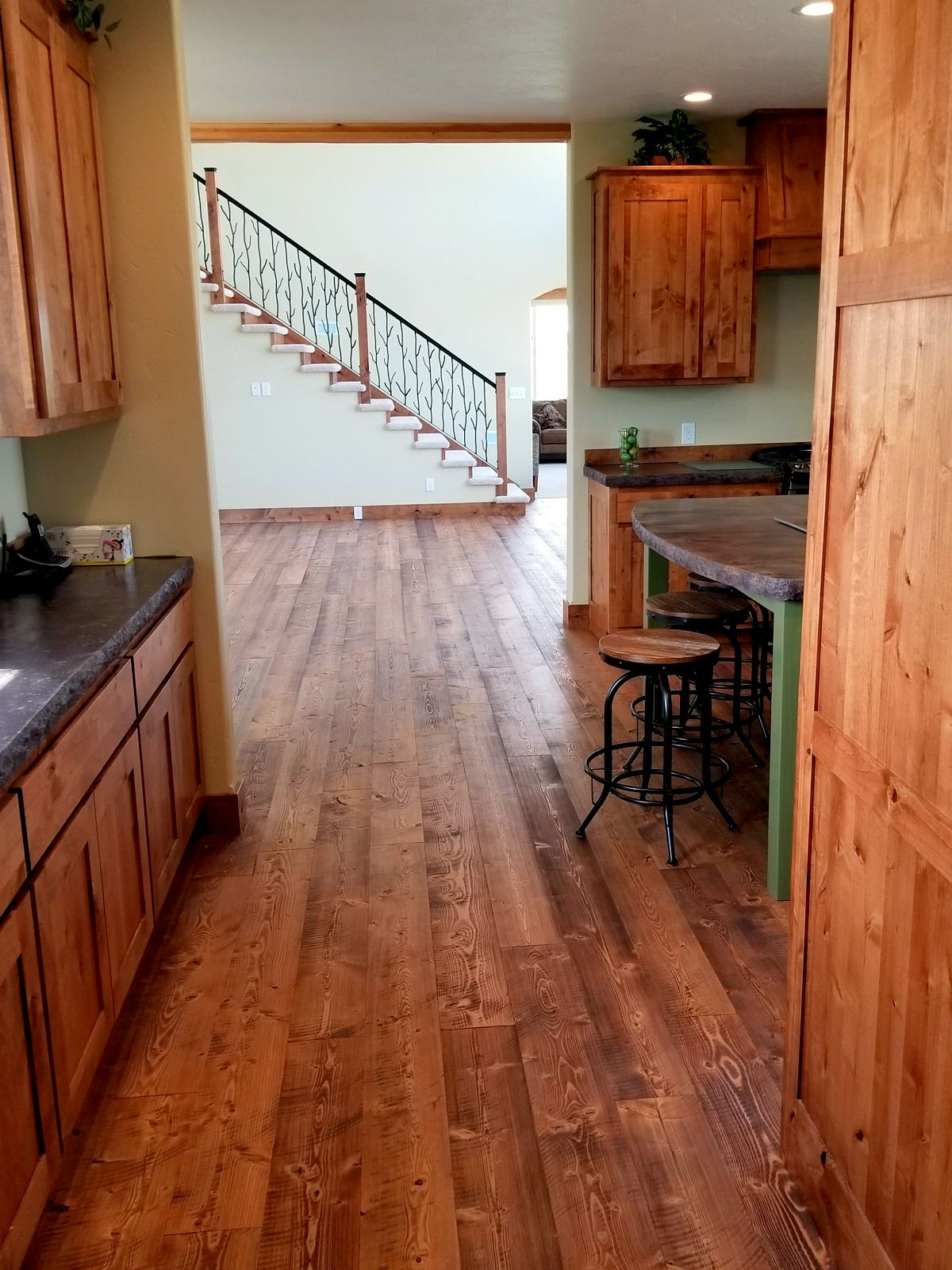 be fir sanded douglas natural hardwood flooring accent can floors