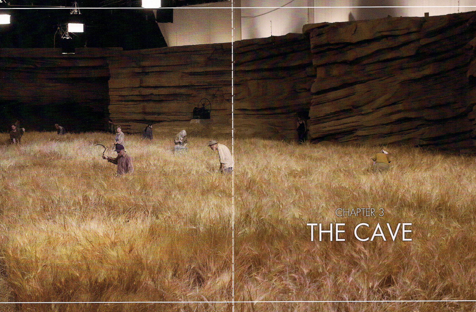 The Field in the Cave