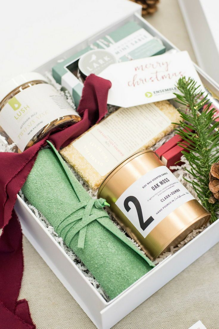 Best corporate gifts ideas holiday client gift box
