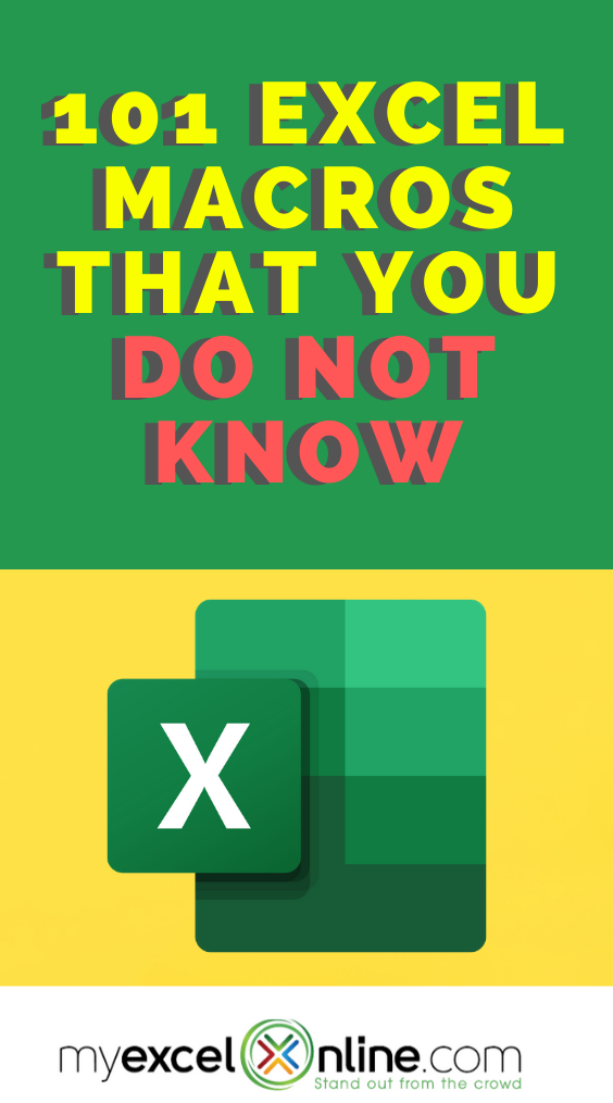 Pin on Microsoft Excel Tips
