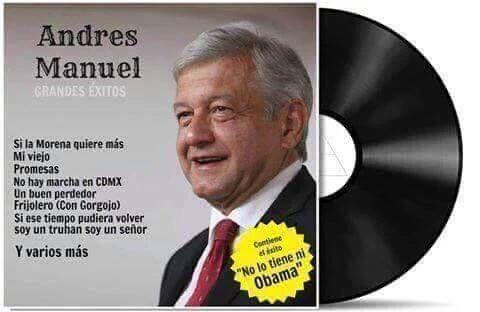 """El Torito Mexicano on Twitter: """"""""Abre AMLO""""   concierto  de la  @Arrolladora Y @ElRecodoOficial ESTRENADO  NUEVO Y  GUAPACHOSO MATERIAL !!!! https://t.co/Ry2cAJkQ0C"""""""