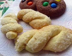 Receitas Culinárias: TORCIDINHOS DE NATA