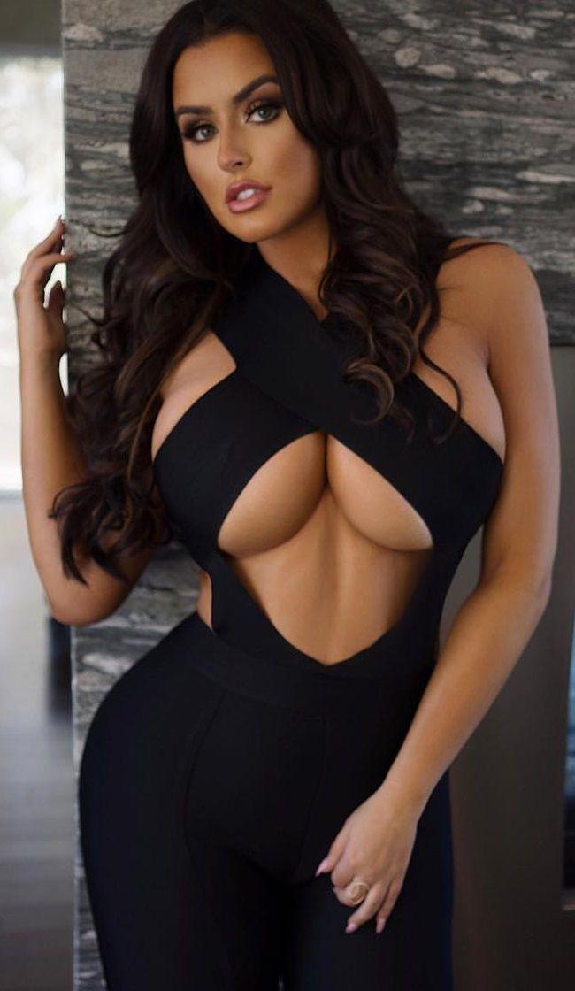 Teen with very big boobs