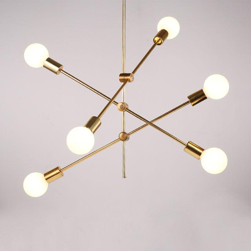 Hängelampe Modern Magische Bohne Design in Gold zu günstigen Preisen kaufen #pendantlighting