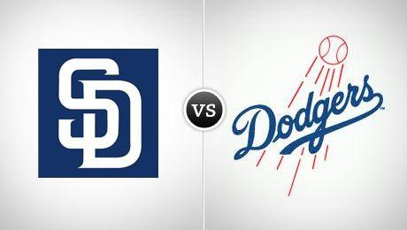 San Diego Padres Vs Los Angeles Dodgers Dodger Stadium Los Angeles Ca San Diego Padres Dodgers Los Angeles Dodgers