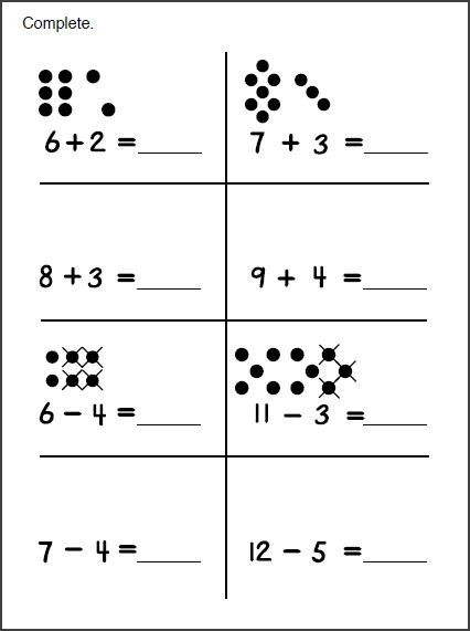 CSMP 1st Grade Math Problems #2 (Sample Pages) by CHSH1, via ...
