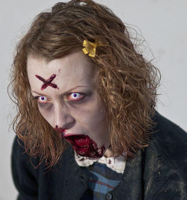 Halloween is Almost Here Zombie makeup, Halloween makeup and - zombie halloween ideas