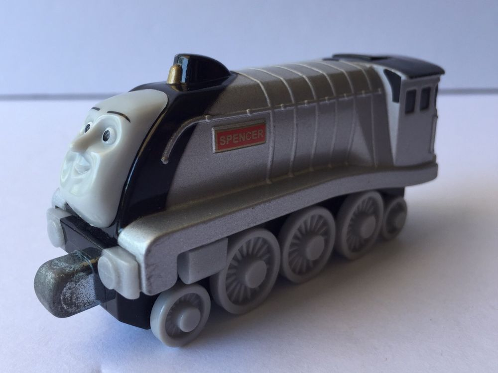 Thomas And Friends Talking Spencer Engine Die-cast Metal