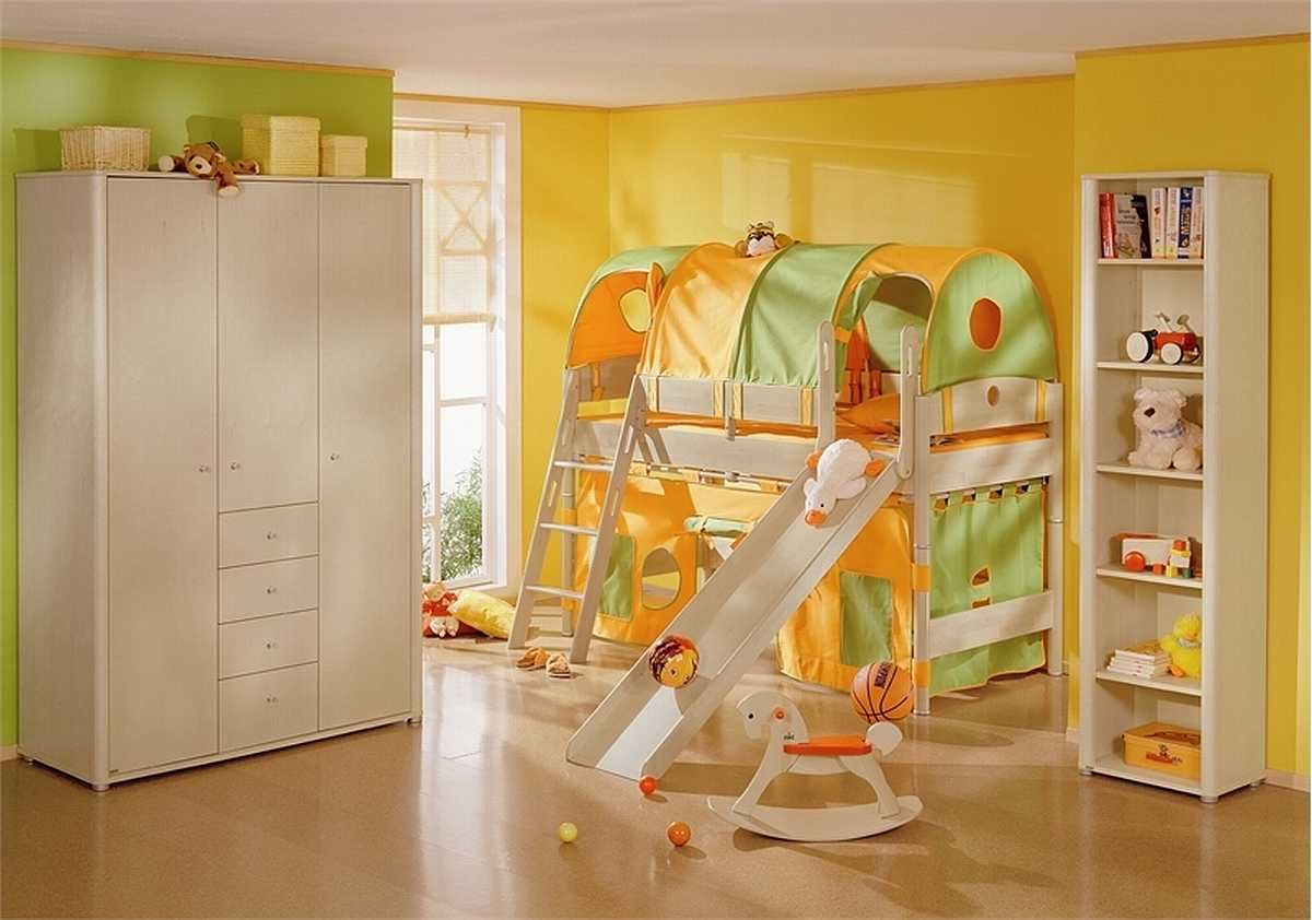 Funny play beds for cool kids - Funny Play Beds For Cool Kids Room Design By Paidi Digsdigs