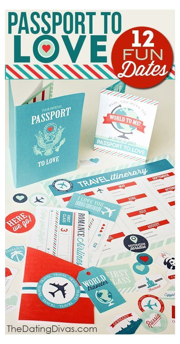 Travel Scrapbook Ideas The perfect DIY gift idea for ...