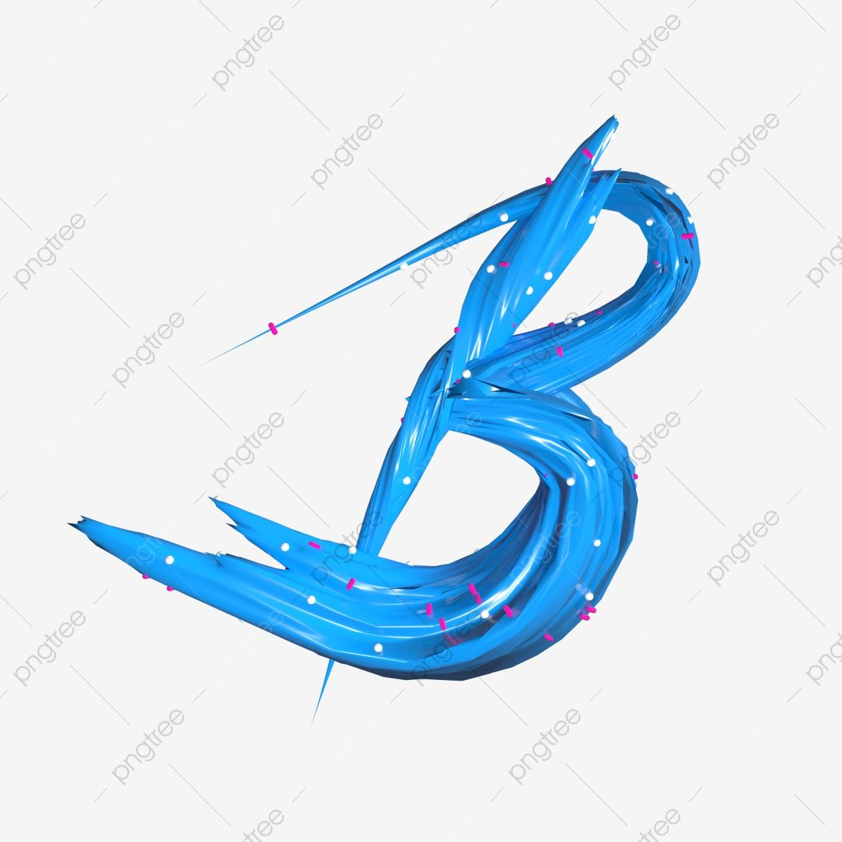C4d Candy Letter B Material Letter 3d Candy Word B Png Transparent Image And Clipart For Free Download Candy Letters Lettering Letter B