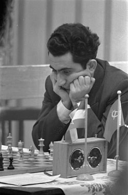 Tigran Petrosjan (1929/1984)- chess champion 1963-1969
