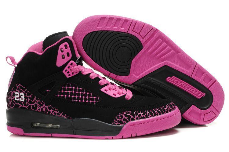 f4ed32f4c987bb Hot Pink Jordans