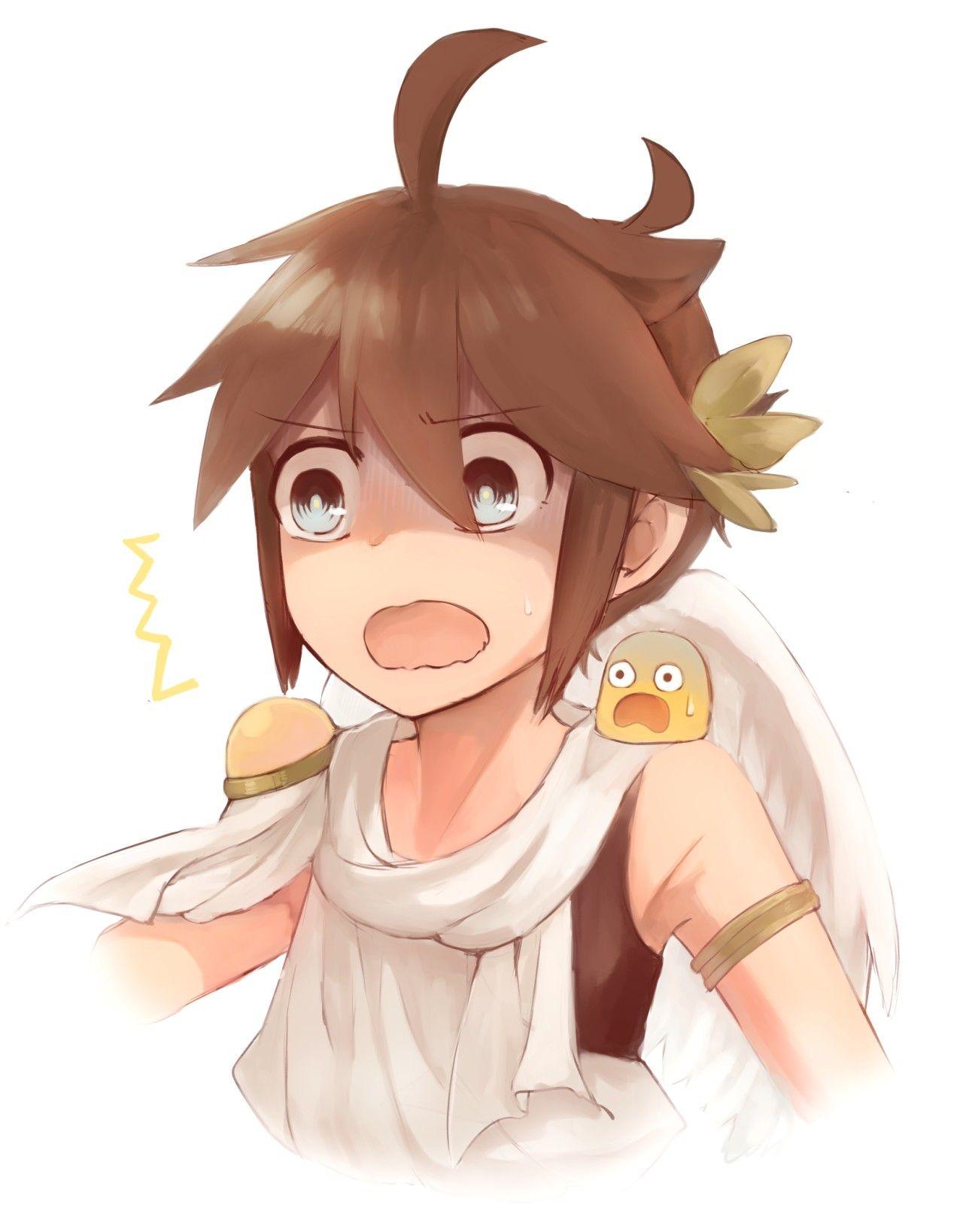 Kid Icarus Uprising image by ꧁ঔৣ ᗰOOᑎᒪIᘜᕼT ঔৣ꧂ Kid