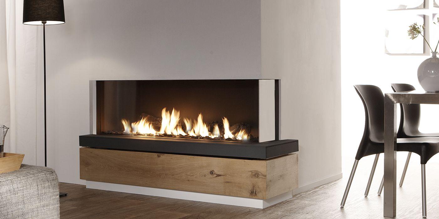 Sensational Linear Corner Fireplace 2 Sided Direct Vent Gas Fireplace Beutiful Home Inspiration Truamahrainfo