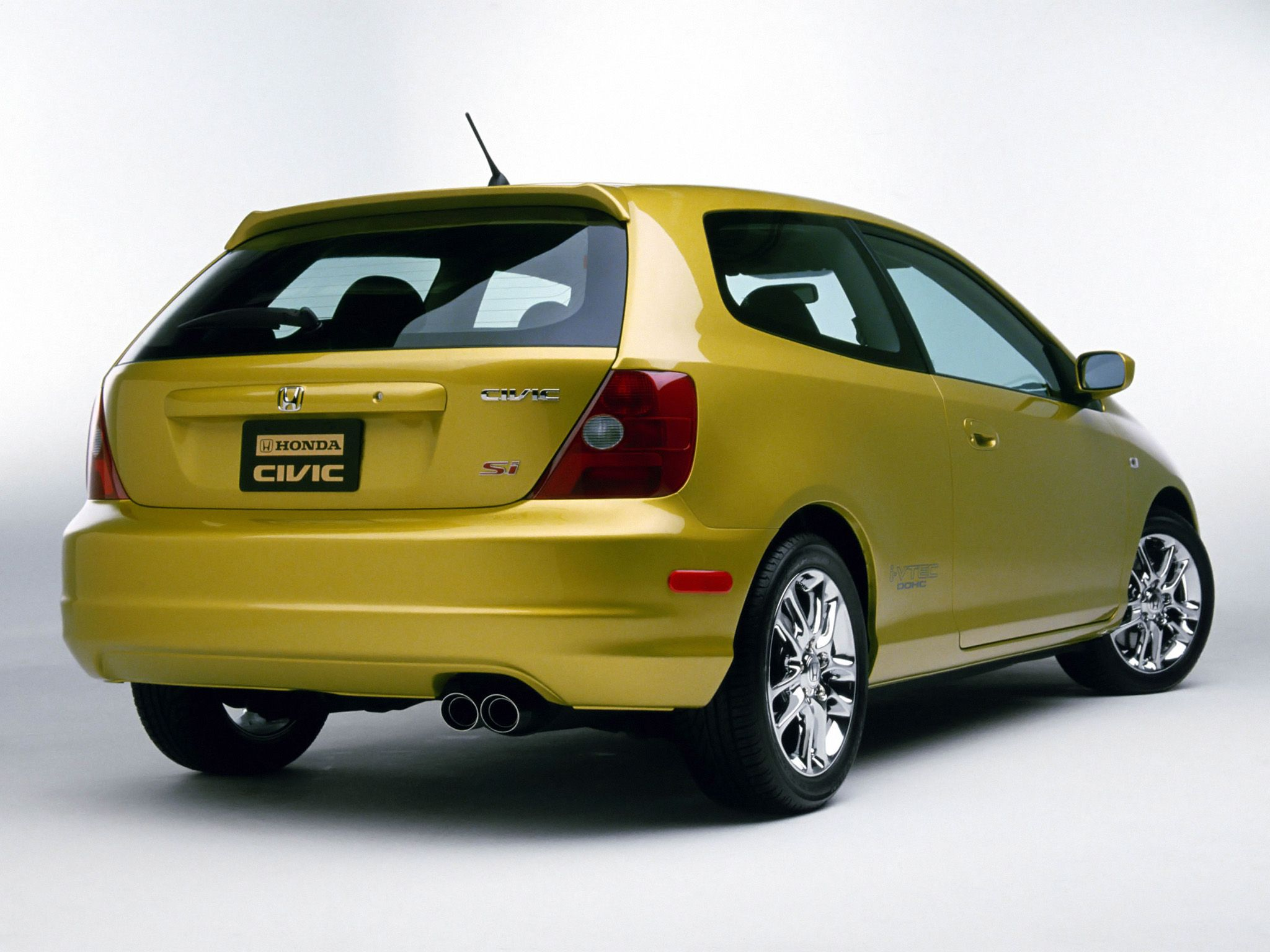 2001 03 Honda Civic Si