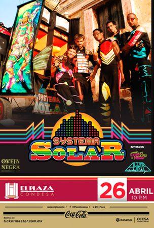 Systema Solar ~ El Plaza (abril, 2013)