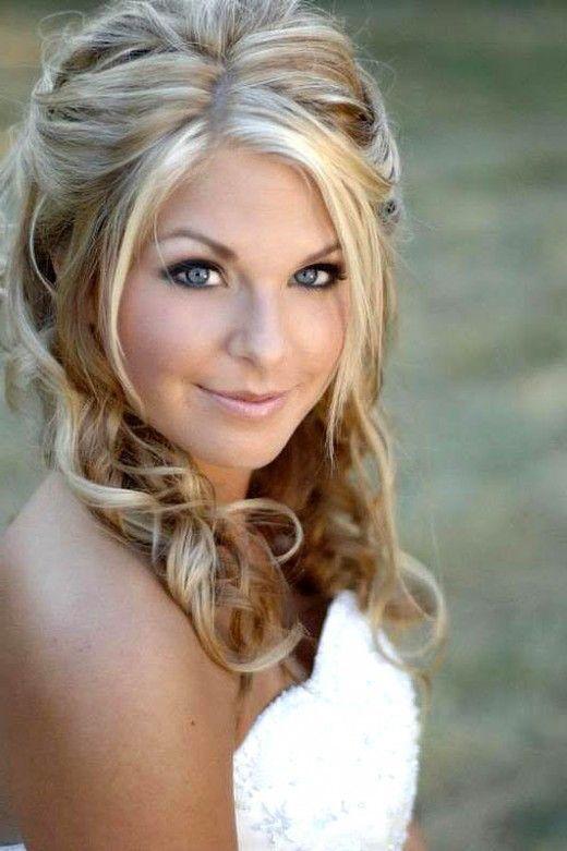 Brautfrisuren Mittellanges Haar 5 Besten Braut Frisuren Wedding