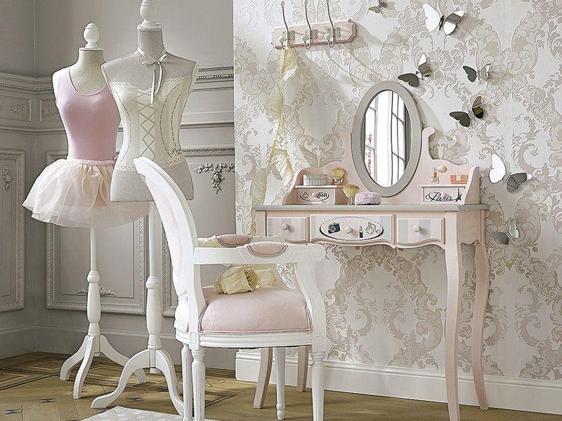 Dormitorios para auténticas princesas | Decoración de unas
