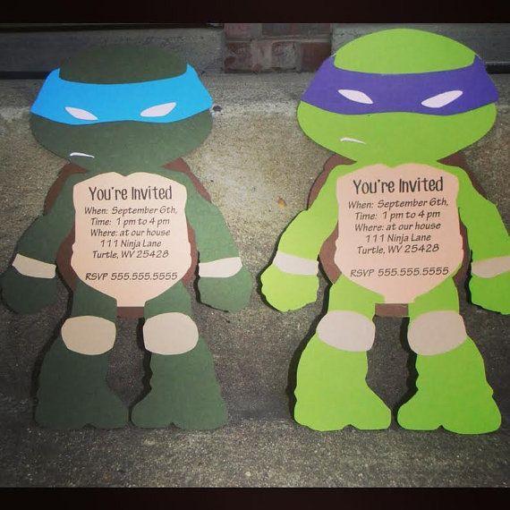 Schön Ninja Turtles