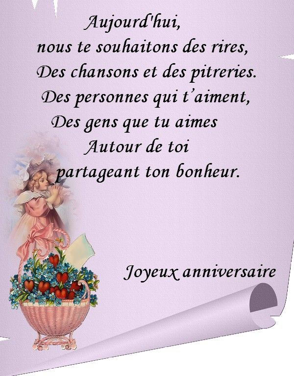texte anniversaire recherche google bonne f te pinterest belles citations anniversaires. Black Bedroom Furniture Sets. Home Design Ideas