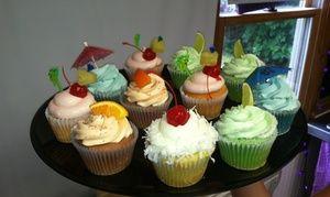 Half Dozen One Dozen Or Two Dozen Assorted Cupcakes At Sugar Plum Bakery Up To 48 Off Sugar Plum Bakery Bakery List Of Flavors