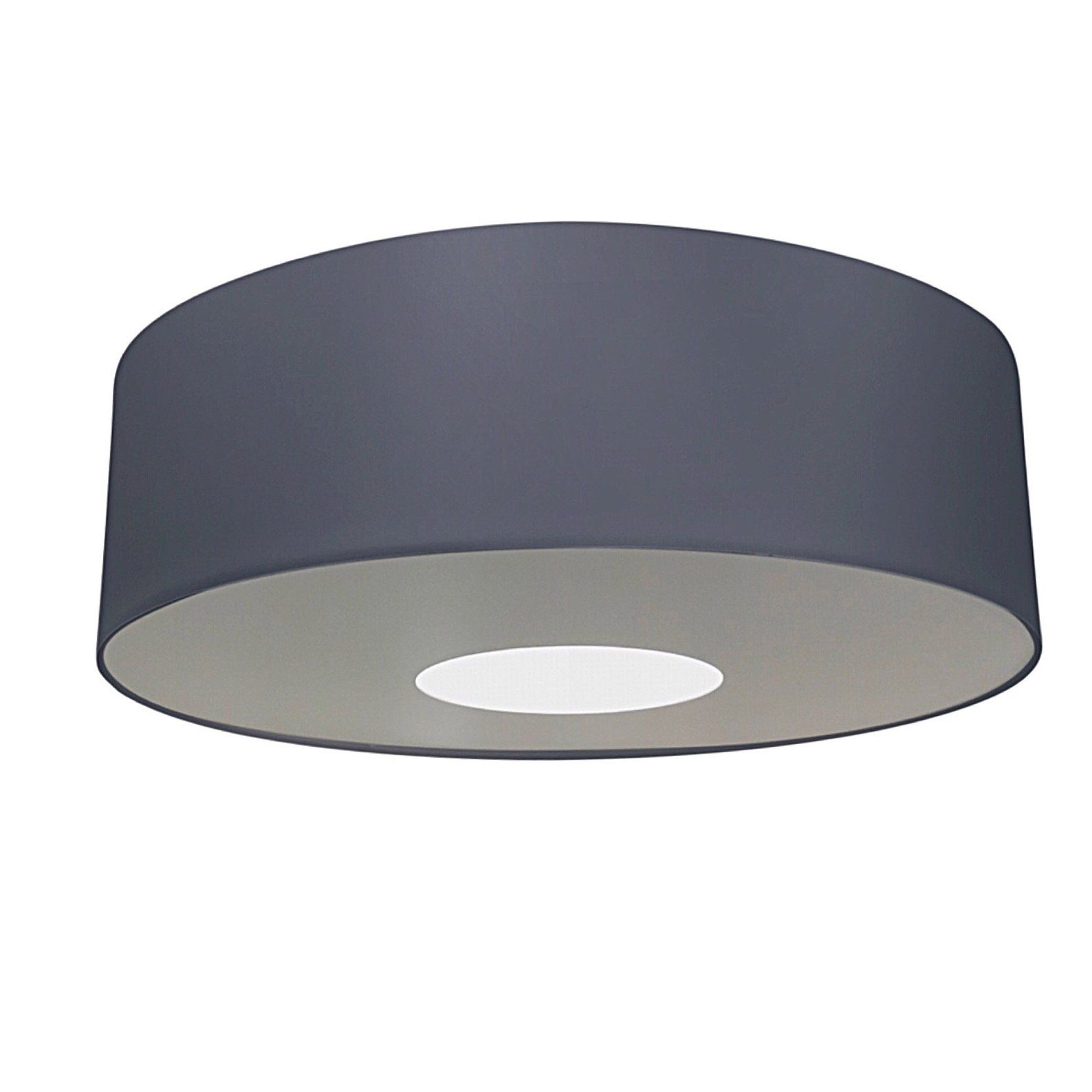 100cm Extra Large Grey Drum Shade And Diffuser Etsy Drum Shade Diffuser Blue Lamp Shade