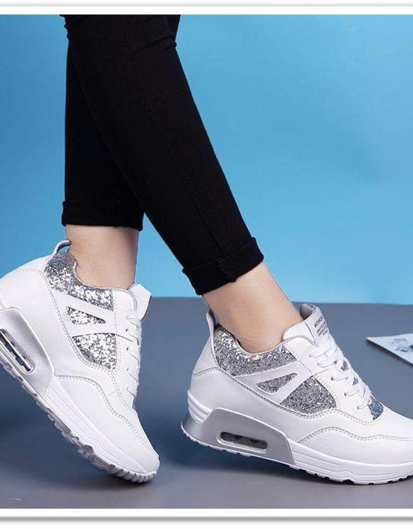 Sirt Detayli Tulum Sk47468 Sneaker Ayakkabilar Moda Ayakkabilar