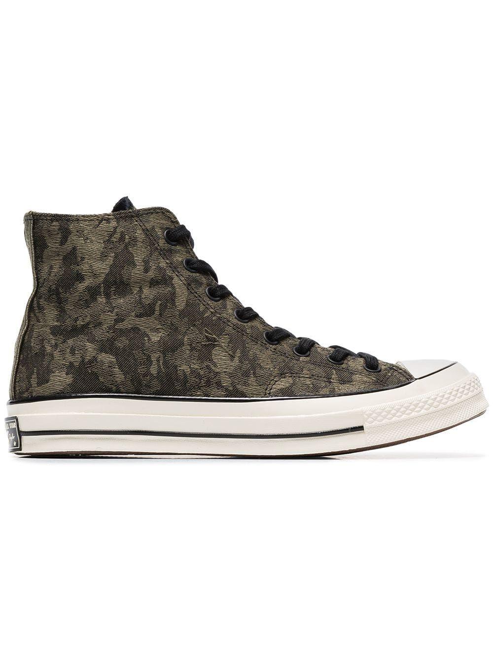Converse Green Chuck 70 Camouflage