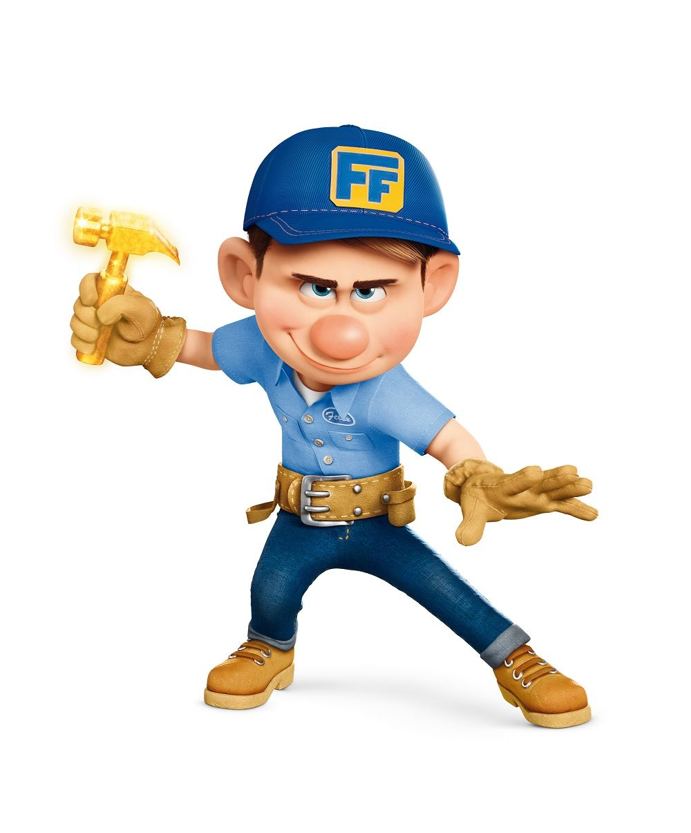 Fix It Felix (With images)   Fix it felix jr, Wreck it ralph ...