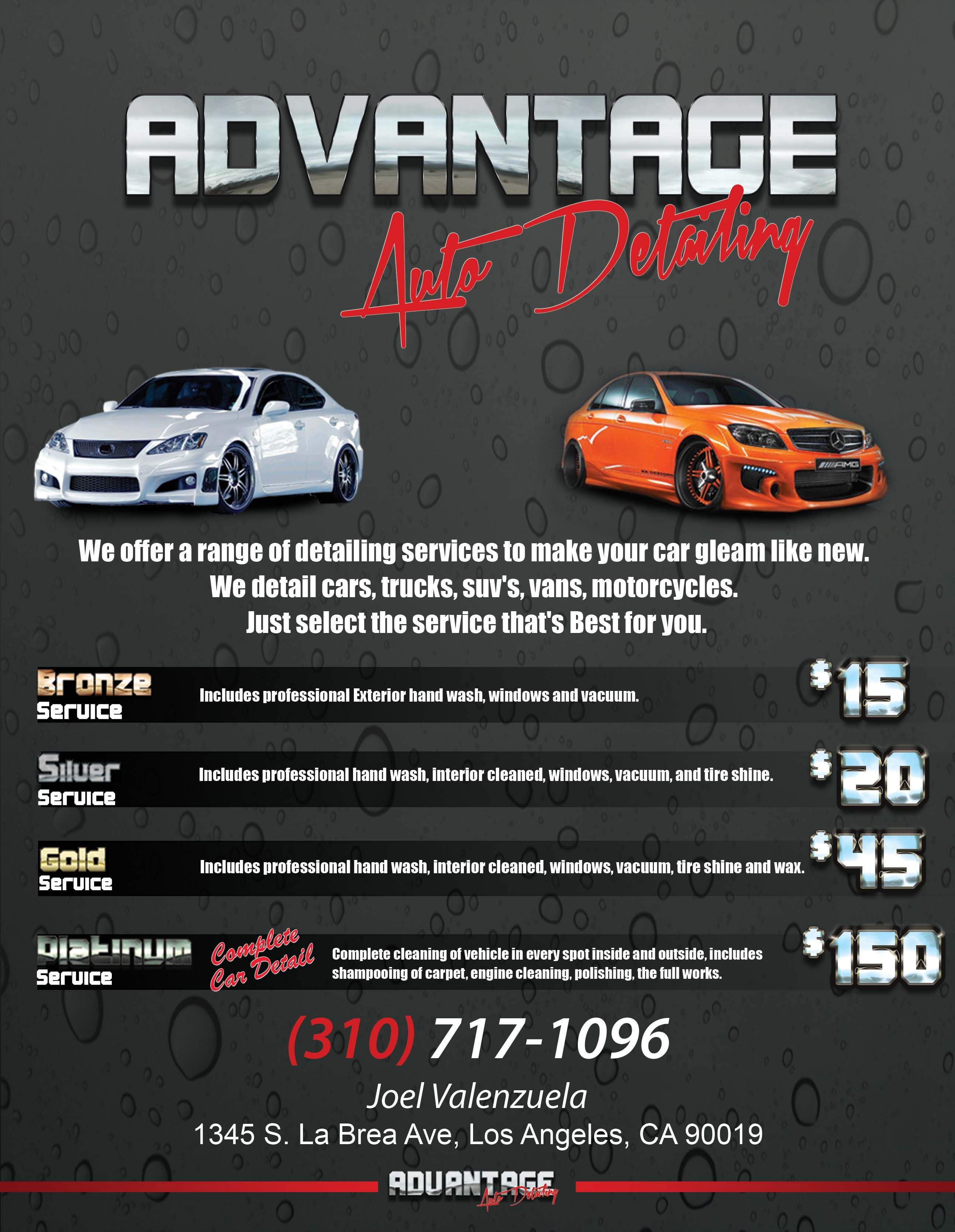 Image result for auto detailing flyers Car detailing