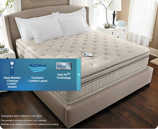 I want a Sleep Number Bed so badly! Here is a review Shut