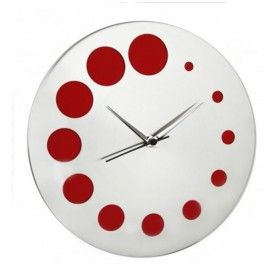 Buy Prestige Red Galaxy Wall Clock In India Online Free Shipping In India Latest Prestige Red Galaxy Wall Clock At Best Prices In India
