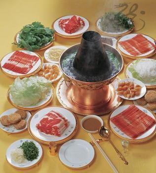 Fondue chinoise la fondue chinoise est un plat for Plat unique convivial