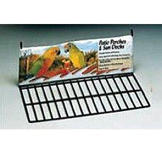 Prevue Pet 362 Patio Sun Deck Platform For Bird Parrot Cages Small