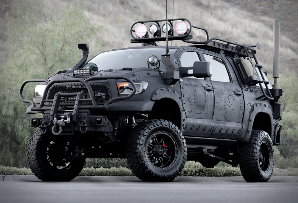 Modified 2013 Toyota Tundra 4x4 in 2020 Toyota tundra