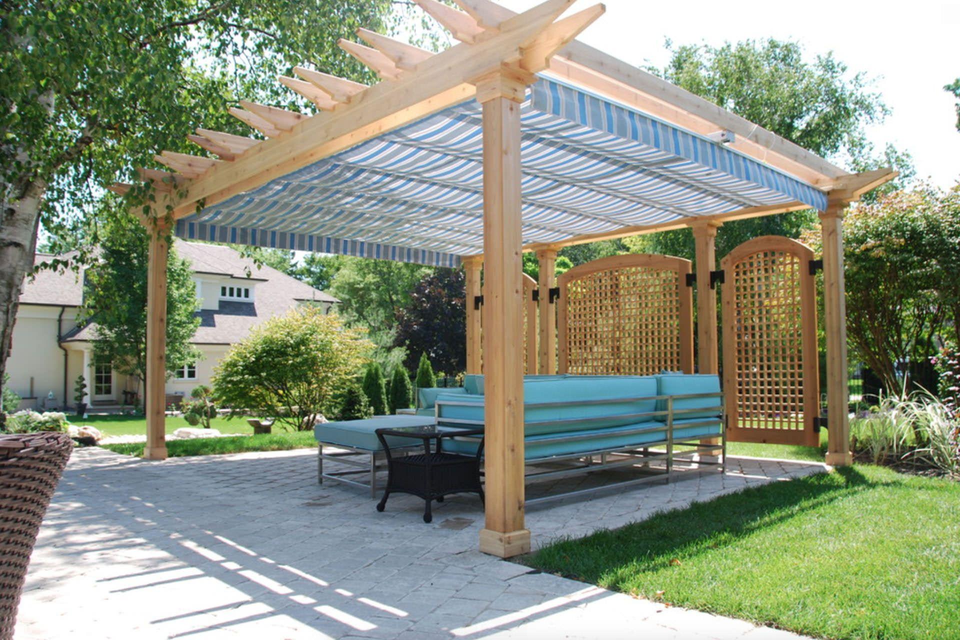 Pergola On Deck Designs Pergola Design Storage And Basement -