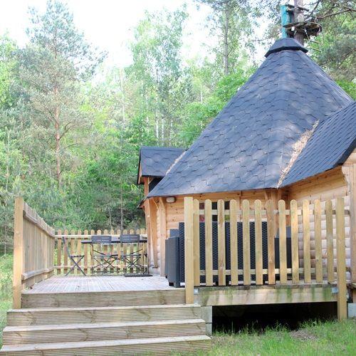 chalet de jardin insolite habitable appelé kota finlandais ...
