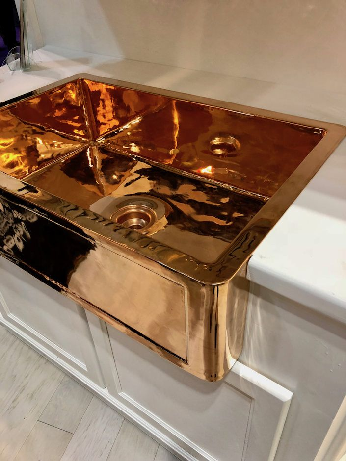 Thompson Traders Copper Sink
